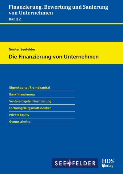 Die Finanzierung von Unternehmen