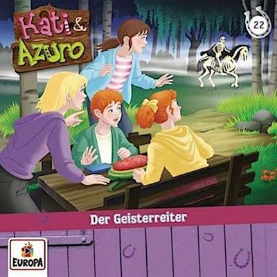 Kati & Azuro 22. Der Geisterreiter