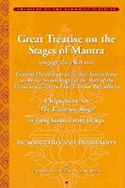 Tsong Khapa's Great Treatise on the Stages of XI-XII (The Cr