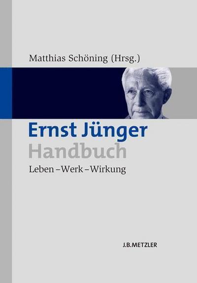 Ernst Jünger-Handbuch