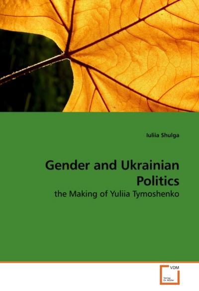 Gender and Ukrainian Politics