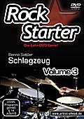 Rockstarter Schlagzeug, Vol. 3