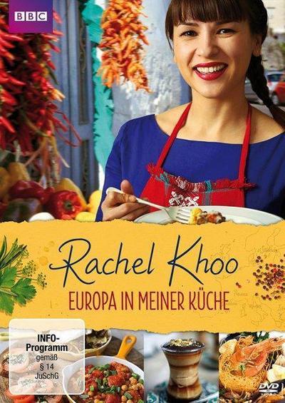 Rachel Khoo - Europa in meiner Küche