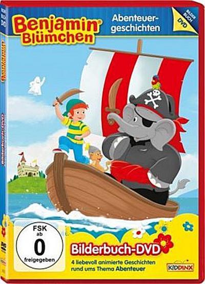 Benjamin Blümchen Bilderbuch DVD: Abenteuergeschichten