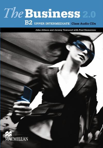 The Business 2.0 - Upper Intermediate, 2 Class Audio-CDs