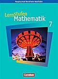 Lernstufen Mathematik 7. Schülerbuch Neue Kernlehrpläne Hauptschule Nordrhein-Westfalen