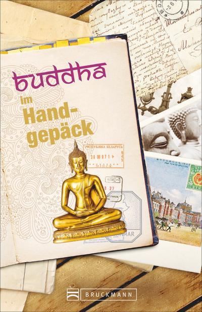 Buddha im Handgepäck; Deutsch