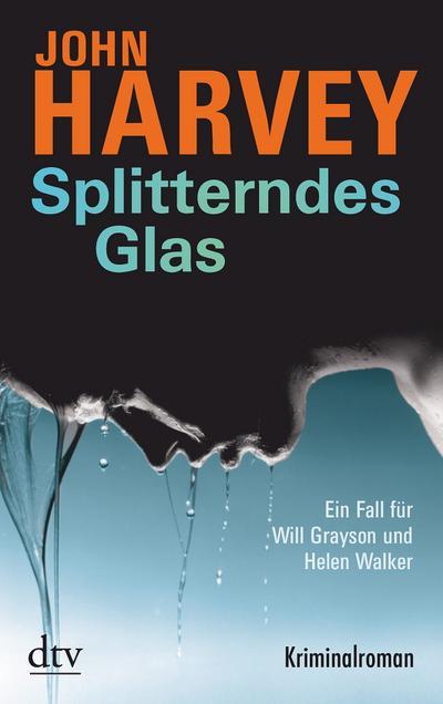 Splitterndes Glas: Kriminalroman