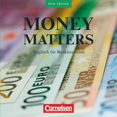 Money Matters CD.  New Edition