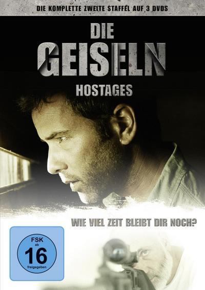 Die Geiseln - Hostages. Staffel 2