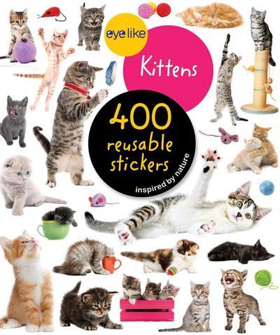 Eyelike Stickers: Kittens