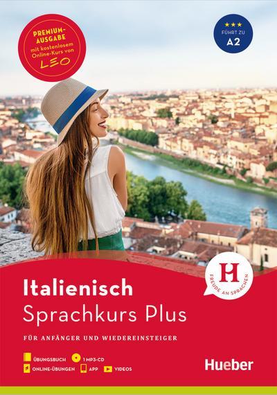 Hueber Sprachkurs Plus Italienisch - Premiumausgabe