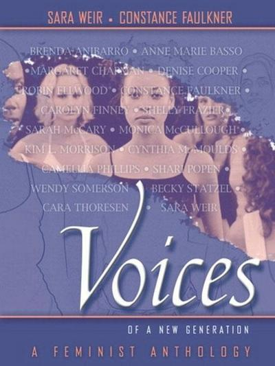 Voices of a New Generation: A Feminist Anthology [Taschenbuch] by Weir, Sarah...