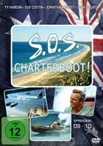 S.O.S. - CHARTERBOOT Episoden 09 - 10 (Eine Chance für den Freund - Die Spur des McQuade) - Crest Movies - DVD, Deutsch, Hardin/Costin/Degrey/Sweat, ,