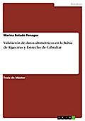 Validación de datos altimétricos en la Bahía de Algeciras y Estrecho de Gibraltar - Marina Bolado Penagos