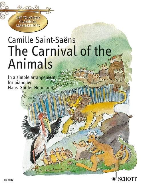 The Carnival of the Animals Camille Saint-Saëns