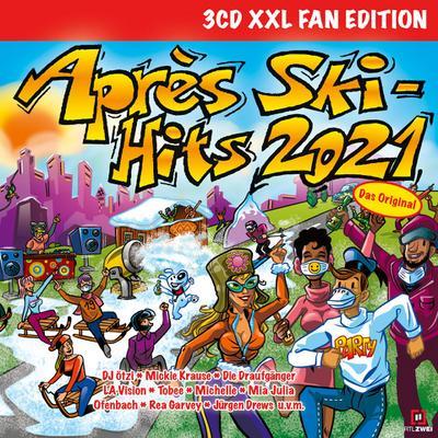 Après Ski Hits 2021 - XXL Fan Edition