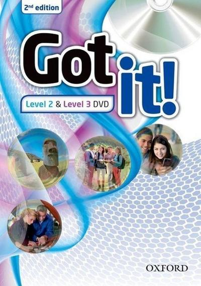Got It: Level 2 & 3: DVD