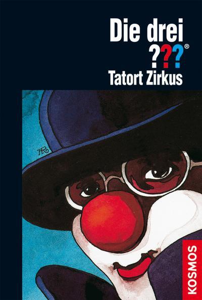 Die drei ???, Tatort Zirkus (drei Fragezeichen)