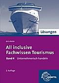 Lösungen All inclusive - Fachwissen Tourismus Band 4