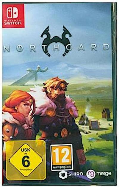 Northgard, 1 Nintendo Switch-Spiel