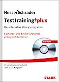 Testtraining plus. CD-ROM