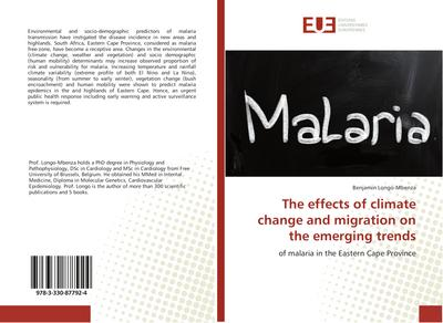 The effects of climate change and migration on the emerging trends