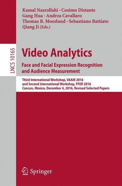 Video Analytics. Face and Facial Expression Recognition and Audience Measurement