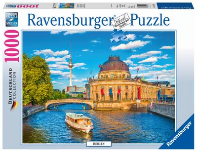 Berlin Museumsinsel. Puzzle 1000 Teile