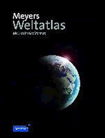 Meyers Weltatlas. Die Erde im Großformat