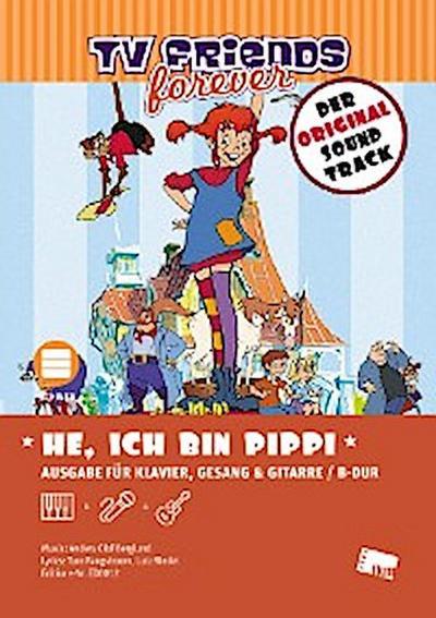He, ich bin Pippi