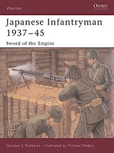 Japanese Infantryman 1937 45