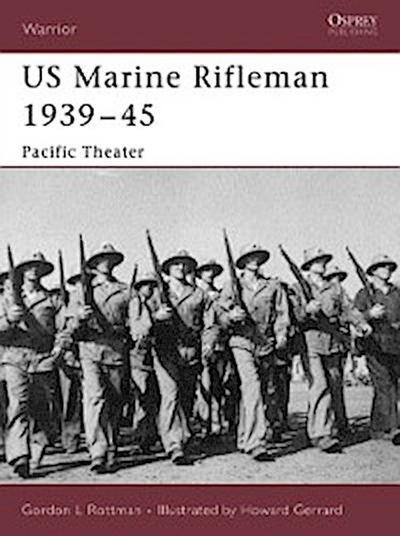 US Marine Rifleman 1939 45