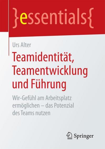 Teamidentität, Teamentwicklung und Führung