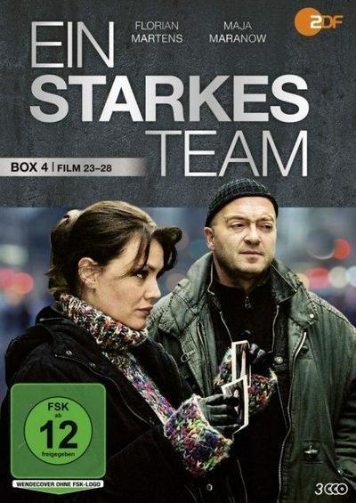 Ein starkes Team. Box.4, 3 DVD