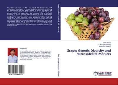 Grape: Genetic Diversity and Microsatellite Markers