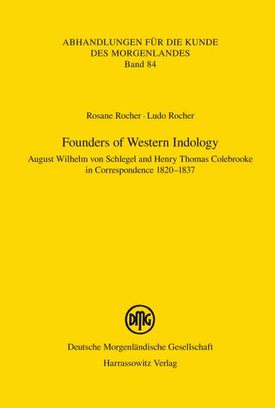 Founders of Western Indology