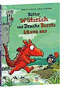 Ritter Wüterich und Drache Borste büxen aus