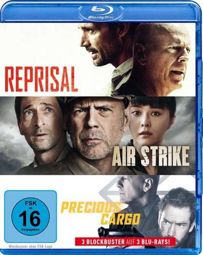 Bruce Willis Triple Feature