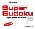 Supersudoku. Bd.6