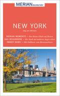 MERIAN momente Reiseführer New York; Mit Extra-Karte zum Herausnehmen; MERIAN momente; Deutsch