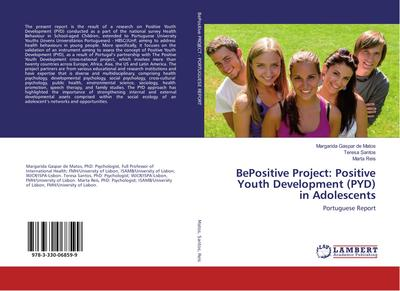 BePositive Project: Positive Youth Development (PYD) in Adolescents