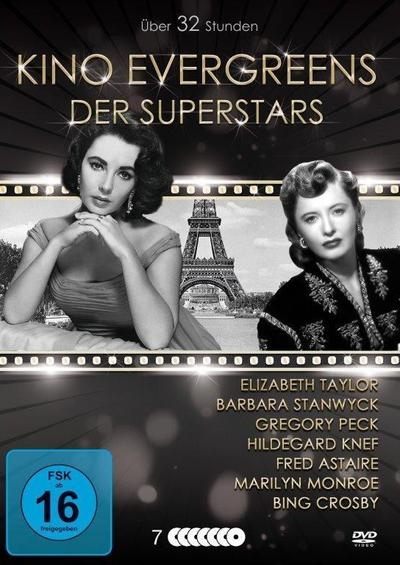 Kino Evergreens der Superstars