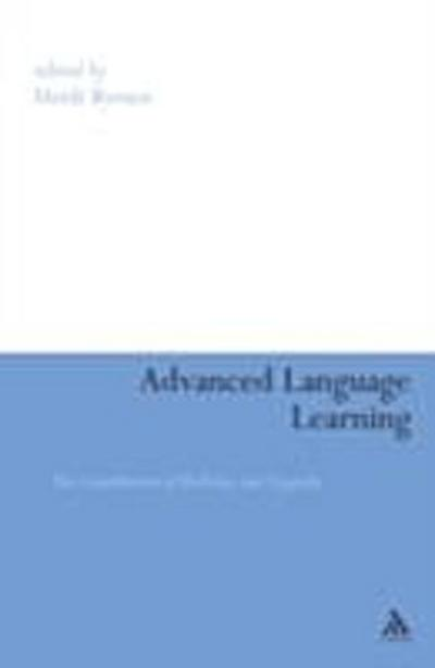 Advanced Language Learning