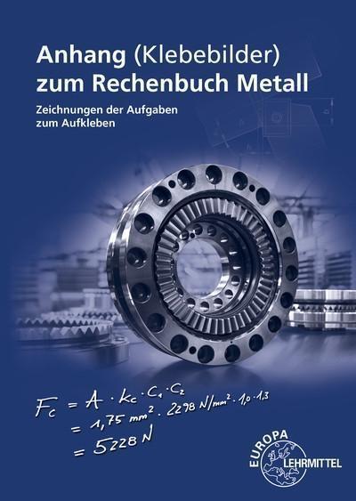 Anhang (Klebebilder) zum Rechenbuch Metall