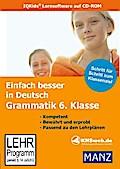 Einfach besser in Deutsch Grammatik 6. Klasse ...