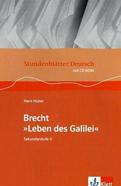 Brecht 'Das Leben des Galilei'