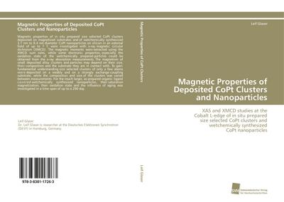 Magnetic Properties of Deposited CoPt Clusters and Nanoparticles