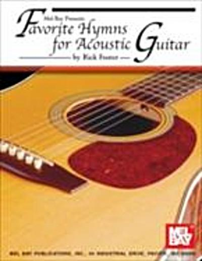 Favorite Hymns for Acoustic Guitar