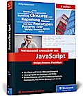 Professionell entwickeln mit JavaScript